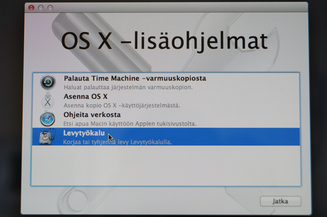 OSX_Install_disk_levytyokalu