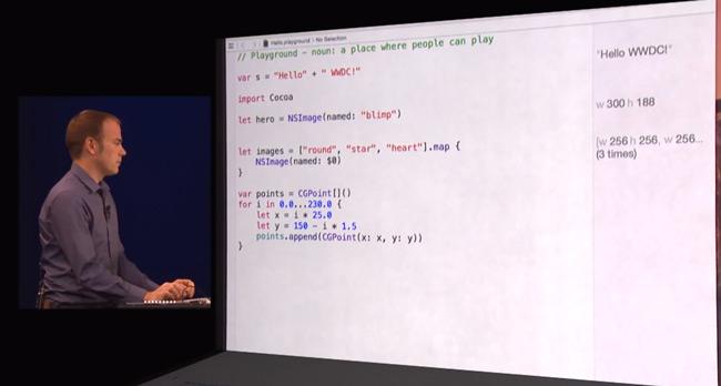 Swift-ohjelmointi
