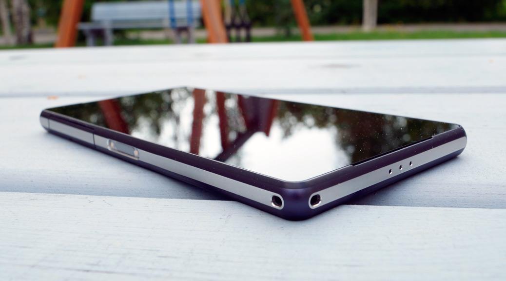 Sony Xperia Z2 musta