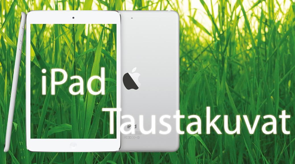 iPad taustakuvat