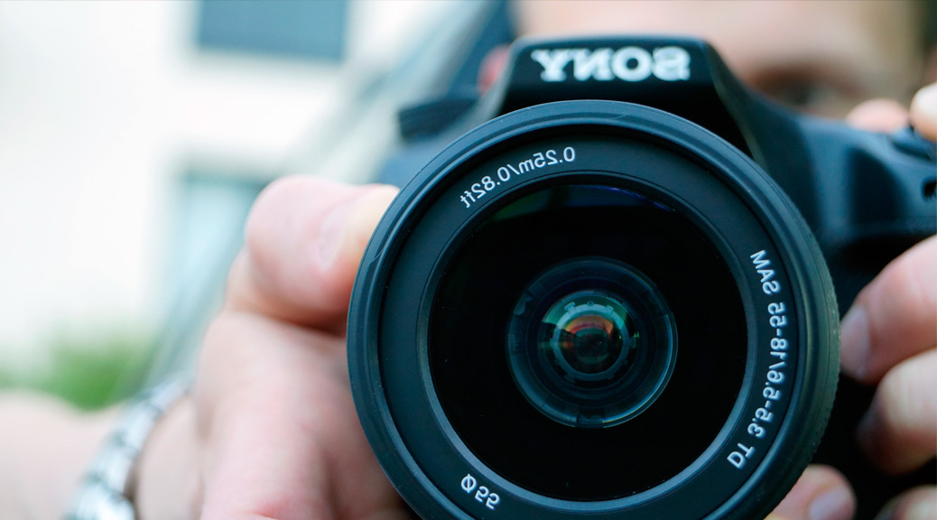 Sony A57, kamera