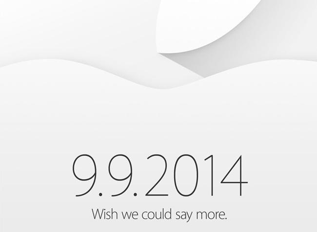 Apple Event 9.9.2014