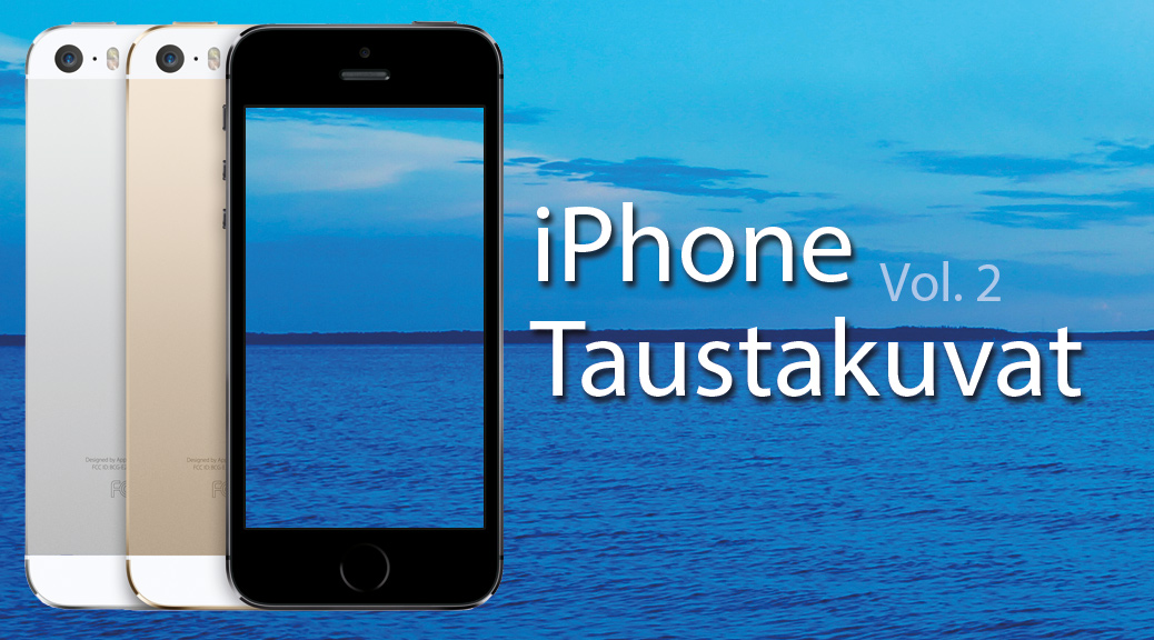 iPhone, taustakuvia