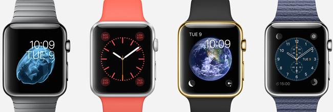 Apple-kello