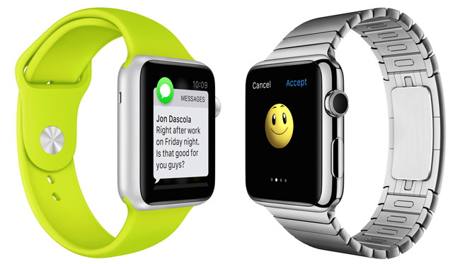 Apple Watch -kello