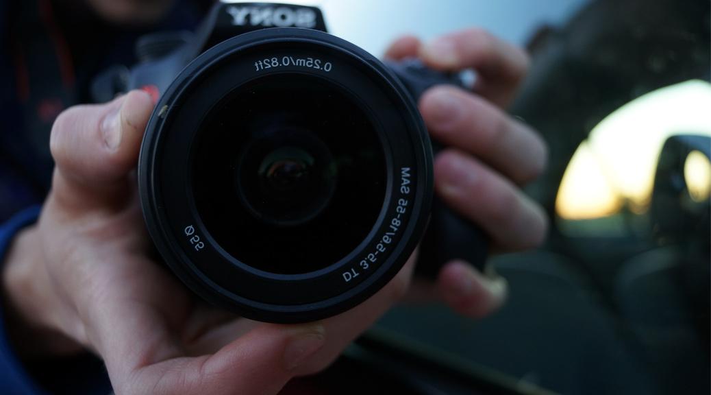 Sony A57 -kamera