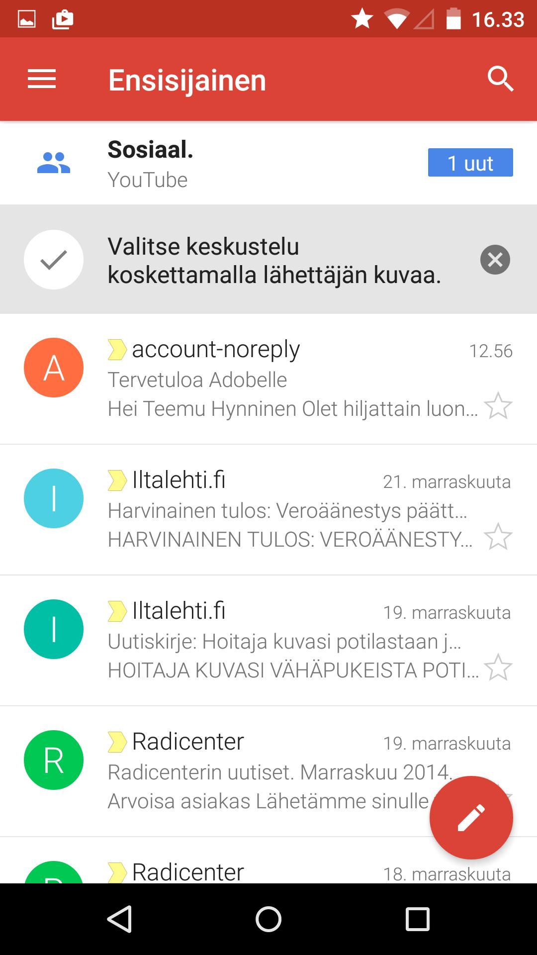 Android 5.0 Lollipop | Teemu Hynninen