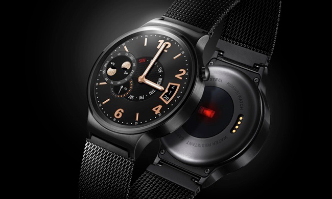 Huawei Watch, black