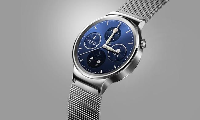 Huawei Watch, metal